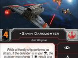 Gavin Darklighter