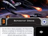 Separatist Drone