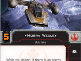 Norra Wexley (Y-Wing)
