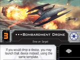Bombardment Drone