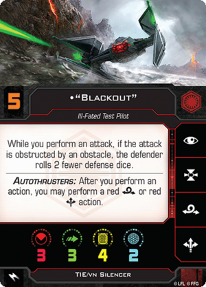 Silencer Blackout