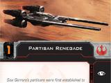 Partisan Renegade