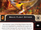 Bravo Flight Officer
