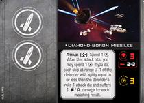 Swz41 diamond-boron-missiles
