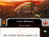 Leia Organa (Modified YT-1300)