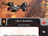 Saw Gerrera (U-Wing)