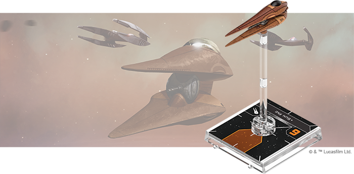 Image result for Star Wars X-Wing: 2nd Edition - Nantex-class Starfighter Expansion Pack