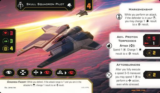 Skull Squadron eqb