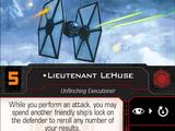 Lieutenant LeHuse