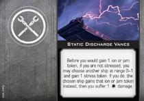 Static Discharge Vanes