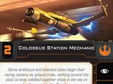 Colossus Station Mechanic
