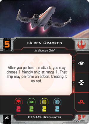 Z-95 Cracken