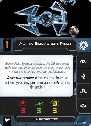 Interceptor Alpha