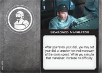 Seasoned Navigator