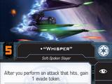"""""""Whisper"""""""