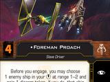 Foreman Proach