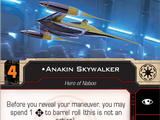 Anakin Skywalker (Naboo Royal N-1)