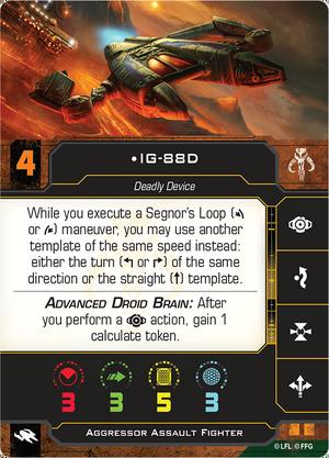Aggressor IG 88D