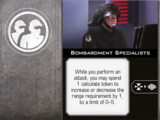 Bombardment Specialists