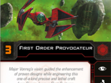 First Order Provocateur