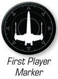 First Player Marker