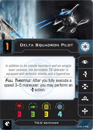Defender Delta