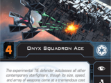 Onyx Squadron Ace