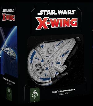 Lando's Millennium Falcon Box