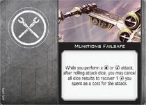 Munitions Failsafe