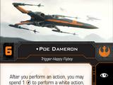 Poe Dameron (Trigger-Happy Flyboy)