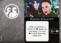 Gunnery Specialists