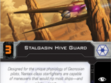 Stalgasin Hive Guard