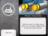 Primed Thrusters