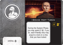 Grand Moff Tarkin Crew