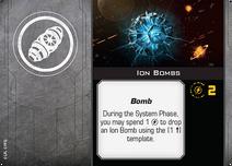 Swz65 ion bombs