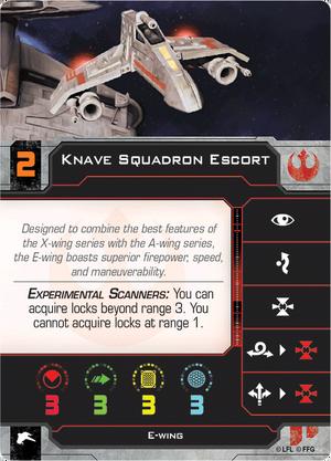 E-Wing Knave