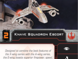 Knave Squadron Escort