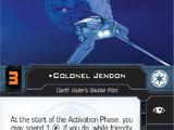 Colonel Jendon