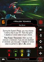Swz62 card major-vonreg