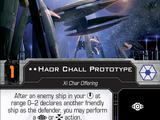 Haor Chall Prototype