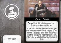 Swz69 card agent-terex