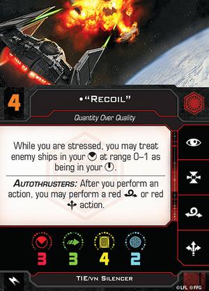 Silencer Recoil