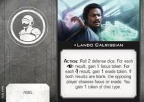 Lando Calrissian Crew Rebel