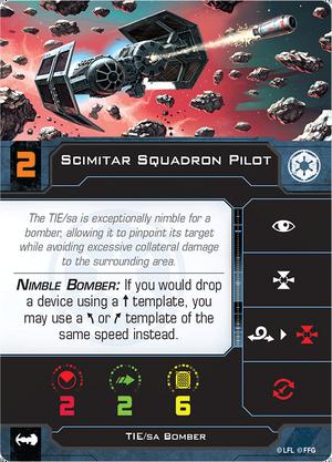 Bomber Scimitar