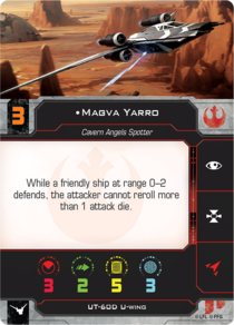 Magva Yarro Pilot Card