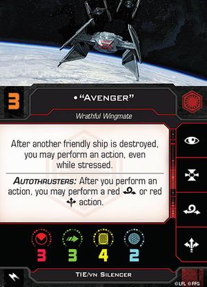 Silencer Avenger