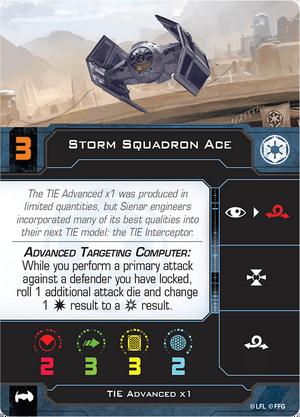 Advancedx1 Storm