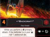 """""""Backdraft"""""""