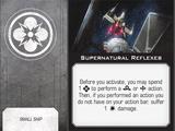 Supernatural Reflexes
