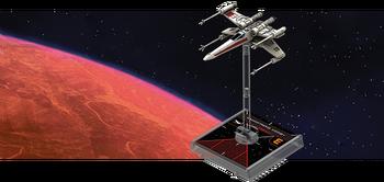 X-Wing Scene